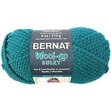 Spinrite Wool-Up Bulky Yarn, Teal