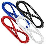 4 Sets of Colored Ring Ropes for Wrestling Action Figure Ring by Figures Toy Company