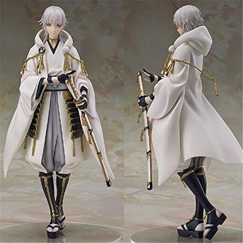 Anime-Touken-Ranbu-Online-Tsurumaru-Kuninaga-18-Scale-PVC-Figure-No-Retail-Box