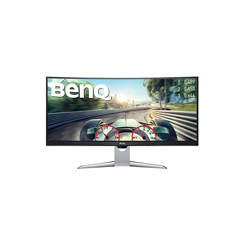 "BenQ EX3501R 35"" HDR Gaming Curved Monit"