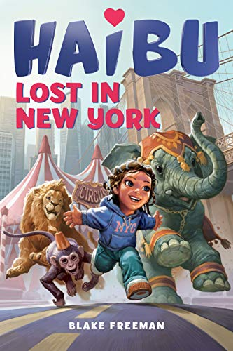 Haibu Lost in New York [Freeman, Blake] (Tapa Dura)