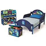 Disney Pixar Monsters University 3-Piece Room in a Box