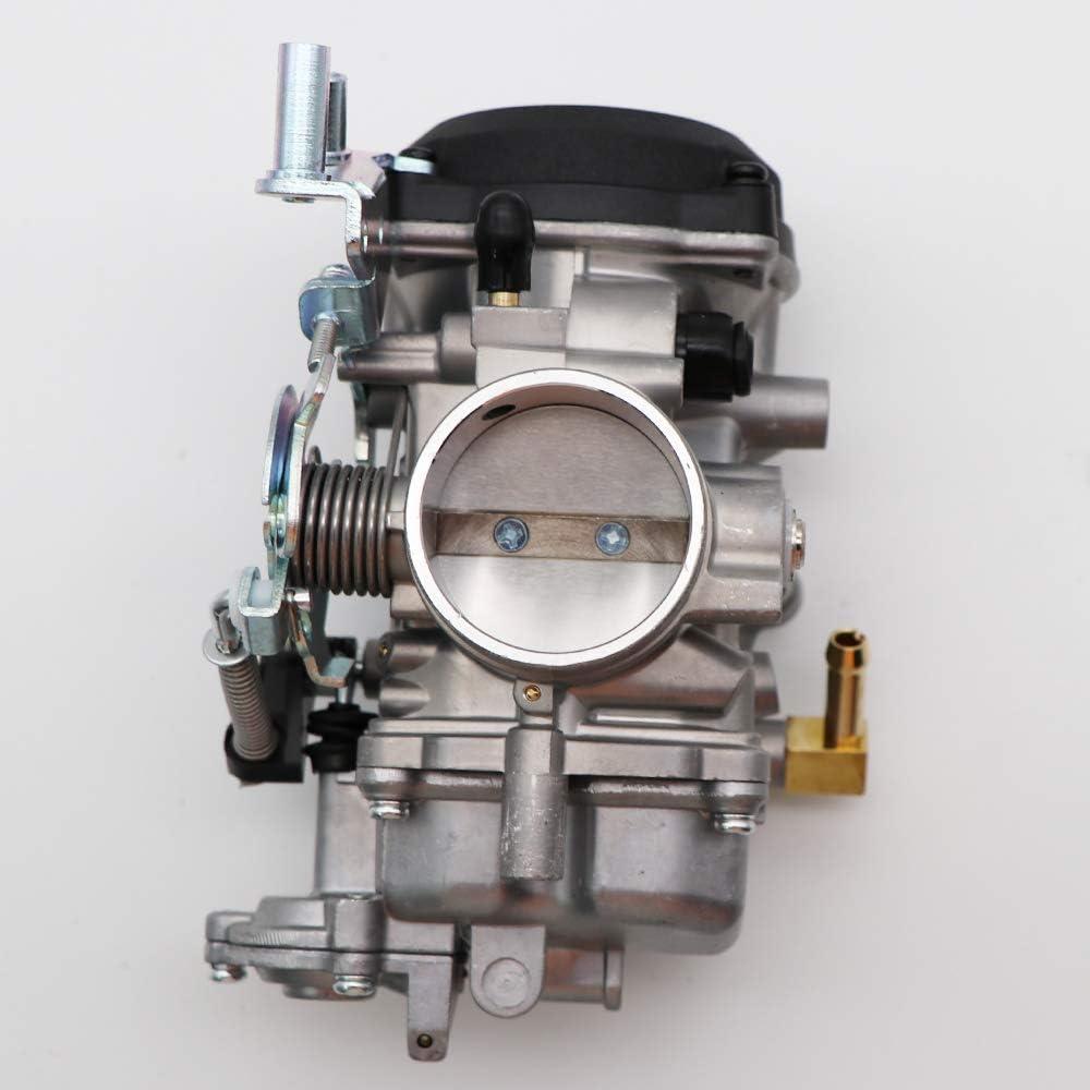 KIPA Carburetor For Harley Davidson Dyna Electra Glide Fatboy Softail Sportster 1200 XLH1200 Sportster 883 XL883 XLH883# 27490-04 CV40 CV 40mm Tuned Performance Including a free gift new spark plug