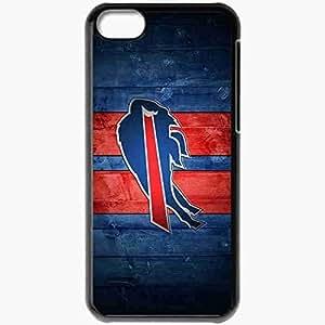 Personalized iPhone 5 5s Cell phone Case/Cover Skin 1205 5s buffalo bills Black WANGJING JINDA