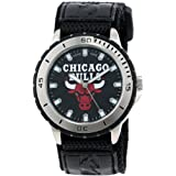 Game Time Men's NBA-VET-CHI Veteran Custom Chicago Bulls Veteran Series Watch