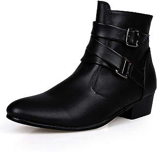 Oyedens Uomo Stivali Scarpe Sportive da Uomo Scarpe da Corsa Sneakers Autunno Inverno Caldo Regalo Boots Outdoor Work Boots Ankle Shoes Natale Regalo