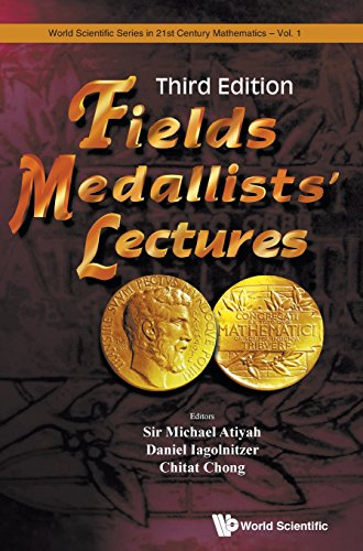 Fields Medallists' Lectures: 3rd Edition (World Scientific Series in 20th Century Mathematics)