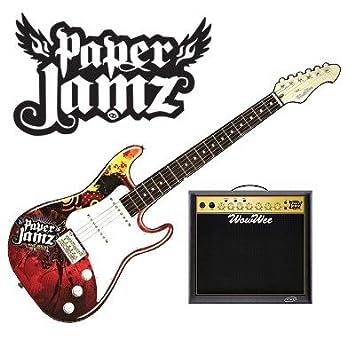 Giochi Preziosi Paper Jam Guitarra + Amplifi + C: Amazon.es: Juguetes y juegos