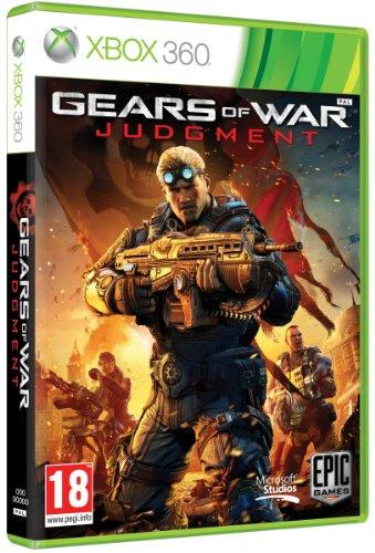 Gears War Judgement X360