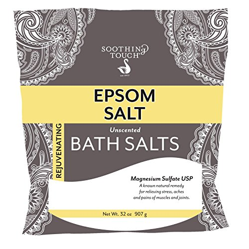 epsom salts pouch