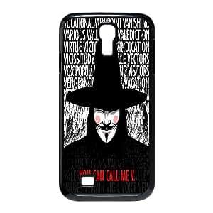 [StephenRomo] For SamSung Galaxy S4 Case -V For Vendetta PHONE CASE 9