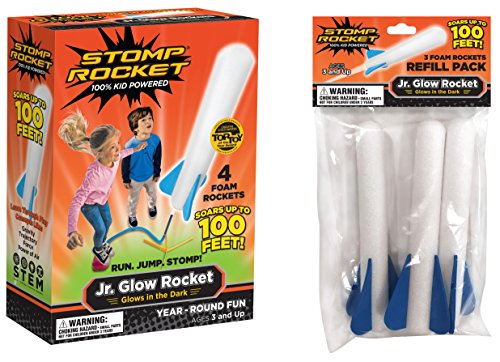 Top 10 stomp rocket light up