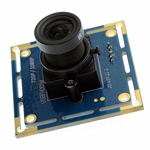 HITSAN 1080p hd color cmos ov2710 sensor 120fps at 480p usb board camera 12mm lens webcam hd 1080p for pc computer andorid tablet