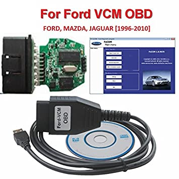 DRIVER FOR FORD VCM OBD