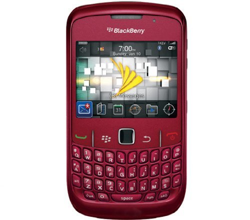 Sprint BlackBerry Curve 8530 No Contract WiFi QWERTY Camera Smartphone ()