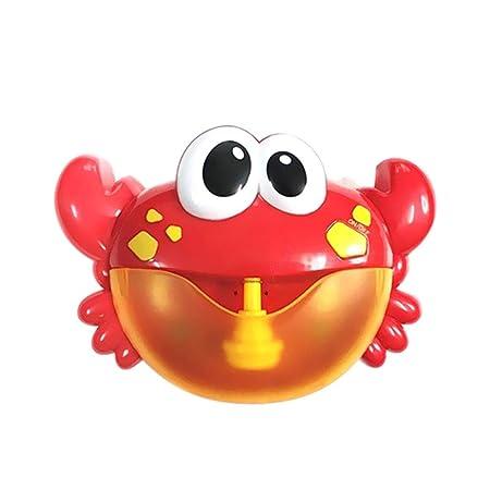 Crab Bubble Maker SongMachine Musical Bath Bubble Baby Children Shower Toy
