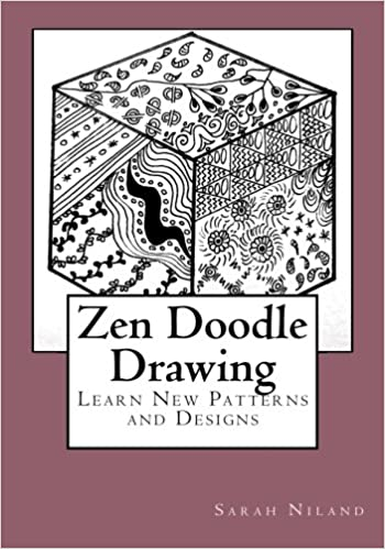 Zen Doodle Drawing Learn New Patterns And Designs Drawing Is Easy Extraordinary Zendoodle Patterns