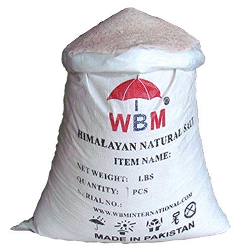 Himalayan Chef Pink Salt -Extra Fine Grains, 50 lb. Bulk Bag