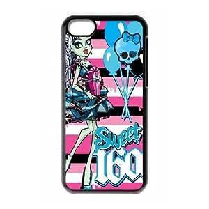 iPhone 5c Cell Phone Case Black girly 218 SLI_606466
