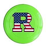 RCINC Rutgers R Logo Flag University Outdoor Game Frisbee Flyer...