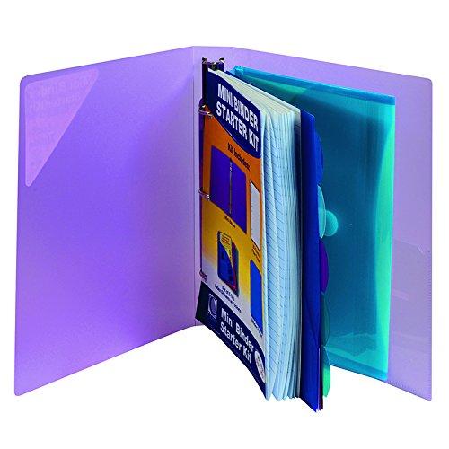 mini binder starter kit - 2