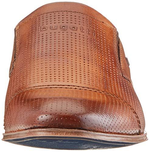 Marrón Mocasines 311666612100 Hombre Para 6300 Bugatti cognac wqZ5I1qd