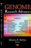 Genome Research Advances, , 1600218059