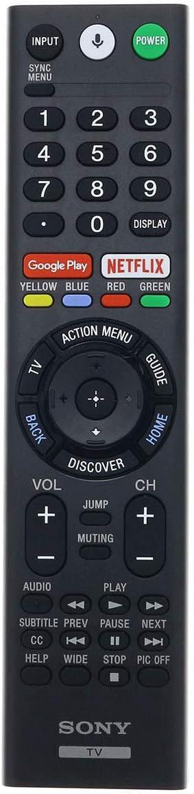 XBR55X850G OEM Sony Remote Control Originally for Sony XBR-55X850G XBR-65X850G XBR65X850G