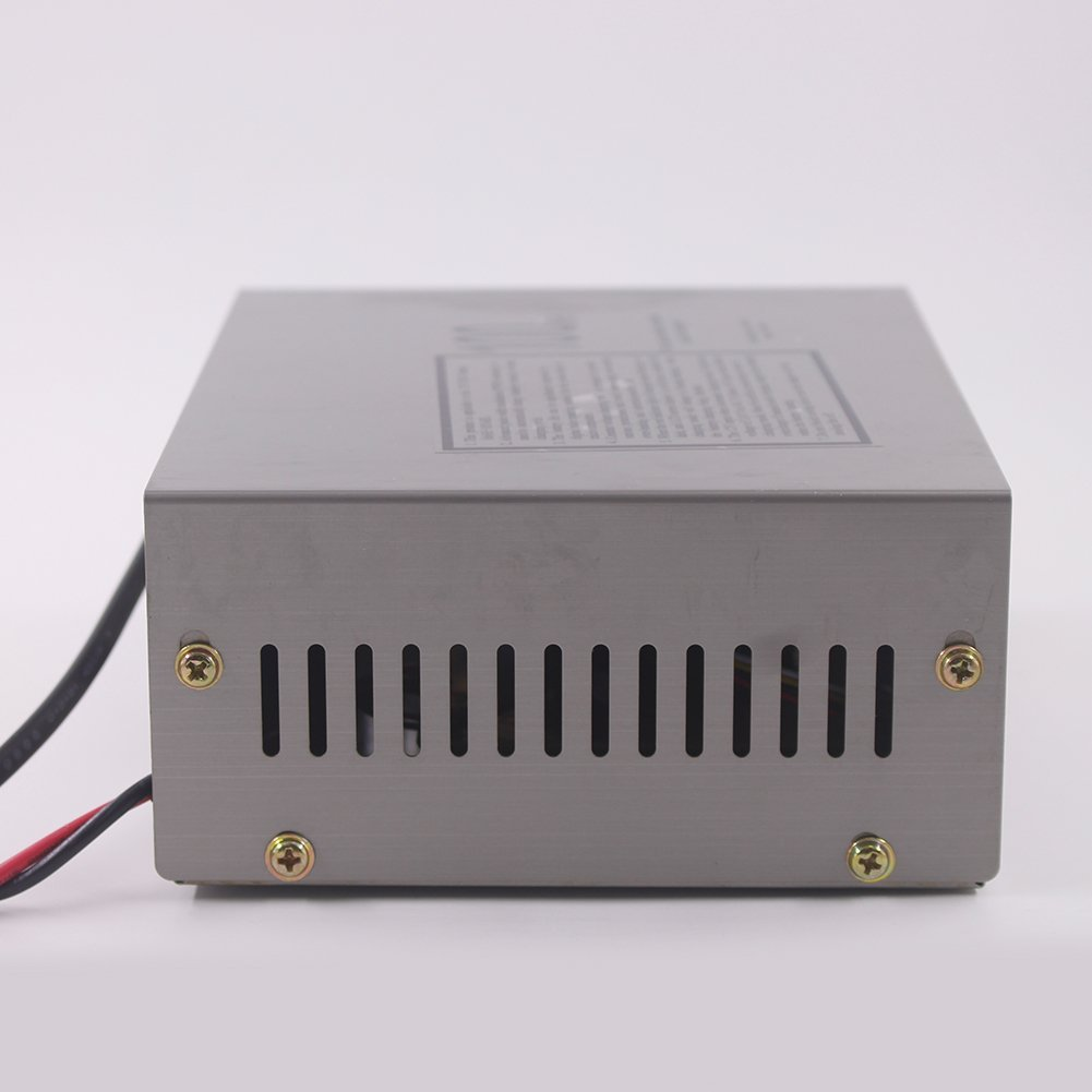 RONSHIN Intelligent Pulse Repair Type Charging Automatic Battery Charger 110V 220V To 12V 24V