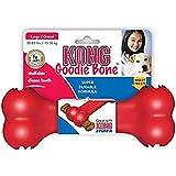 KONG Goodie Bone Dog Toy, Medium, Red