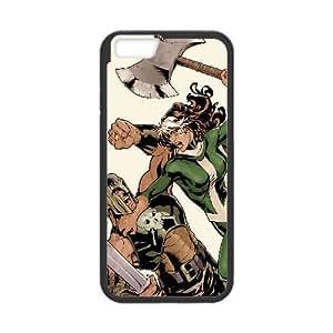 X Men Comic iPhone 6 4.7 Inch Cell Phone Case Black TPU Phone Case SV_098397