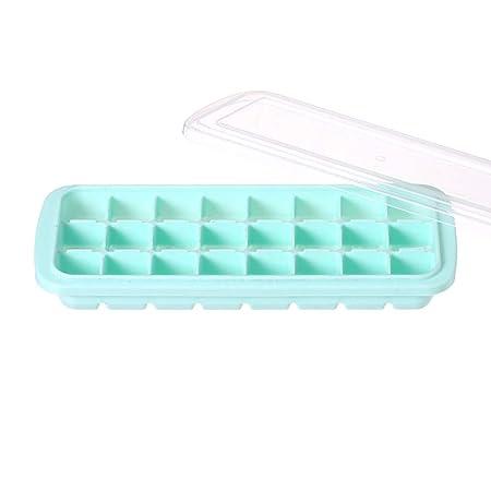 Moldes y bandejas para hielo,Bandeja de cubitos de hielo,Cubo de ...