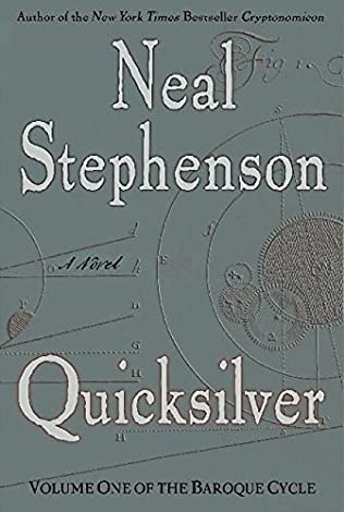book cover of Quicksilver