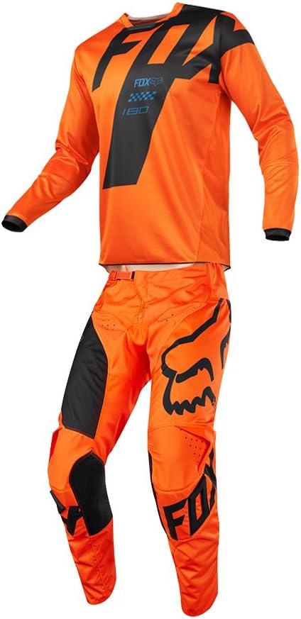 Fox JERSEY 180 mastar Orange