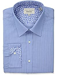 Men's Strem Slim Fit Dress Shirt