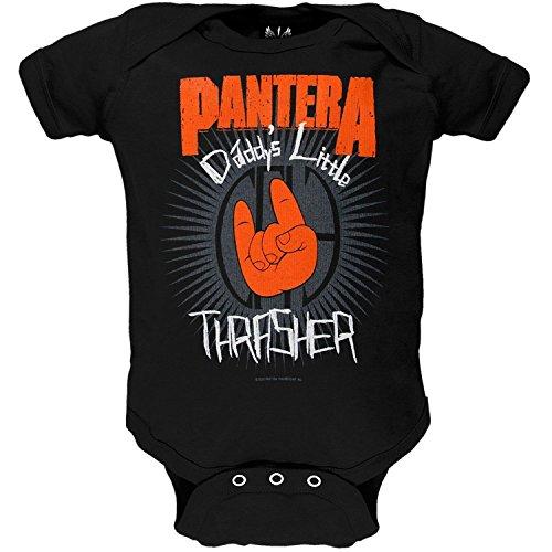 Pantera Baby Onesie - Pantera Daddy's Little Thrasher Infant Onesie (12-18 Months)
