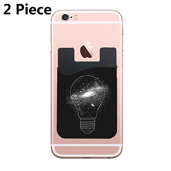 Amazon com: Sparkle  Unlimited Ideas Adhesive Silicone Cell Phone
