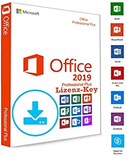 Ebay Motors Intelligent Microsoft Office 2019 Professional Plus Genuine Product Key+download Link