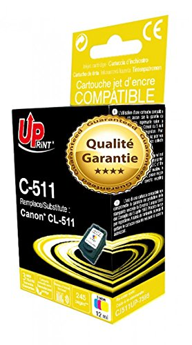 Cartucho de tinta de color para impresora Canon PIXMA IP2700 ...