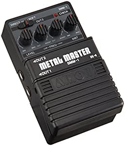 arion metal master guitar effects pedal musical instruments. Black Bedroom Furniture Sets. Home Design Ideas