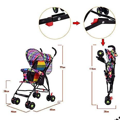 WSHFOR Kids Pram 3 en 1 / Stroller Travel System Manguito ...