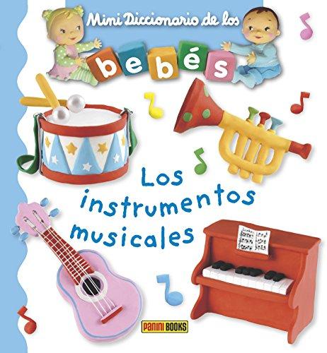 LOS INSTRUMENTOS MUSICALES-MINI DICCIONARIO BEBES