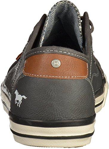 Mustang 4072-302 Zapatillas hombre Grau