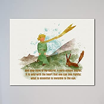The Little Prince Quote 11