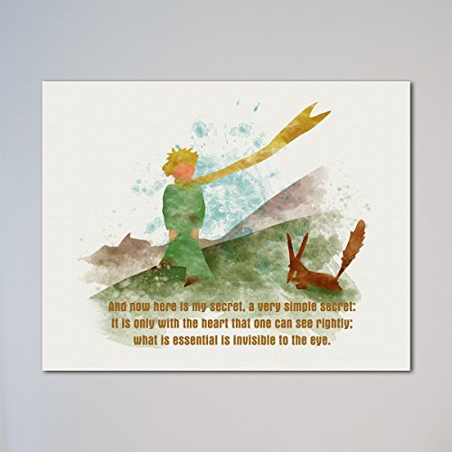 Little Prince Gift (The Little Prince Quote 11