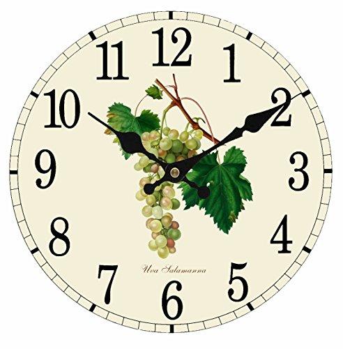 Grape Clock - 7