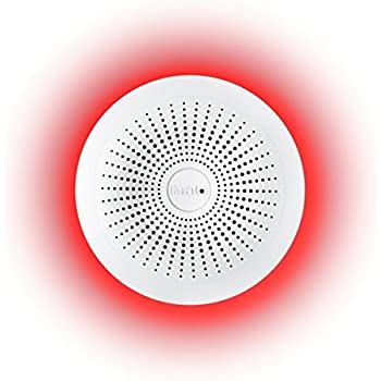 Halo Smart Smoke & Carbon Monoxide CO Alarm with Battery Backup, Hardwired - Works with Alexa (Halo)