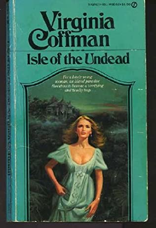 book cover of Isle of the Undead