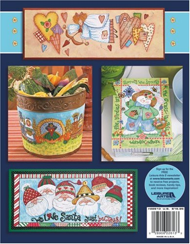 Seasons & Other Reasons to Paint  (Leisure Arts #22613)