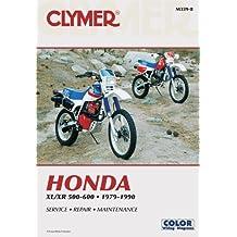 Honda XL/XR 500-600 1979-1990
